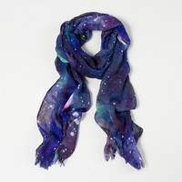 Galaxy Scarf  | Claire's
