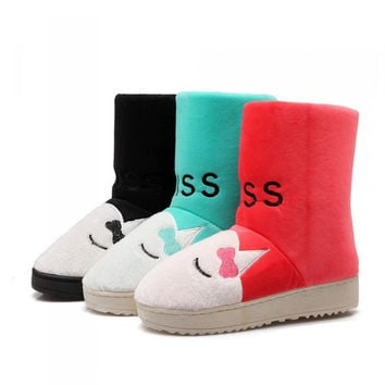 Womens Cute Comfy Winter Shoes
