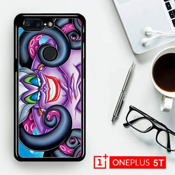Ursula Octopus Little Mermaid Y0999  OnePLus 5T / One Plus 5T Case