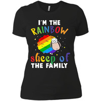 I'm The Rainbow Sheep Of The Family T-shirts