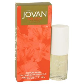 JOVAN MUSK by Jovan Cologne Spray .375 oz