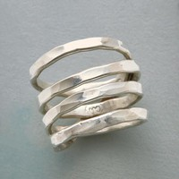 Sterling Byways Ring