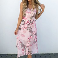 Flower Queen Dress: Multi