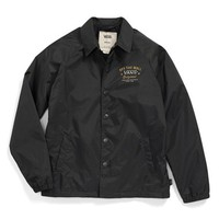 Boy's Vans 'Torrey' Water Resistant Nylon Jacket,