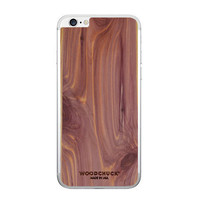 Woodchuck Cedar Wood Skin Iphone 6/6+