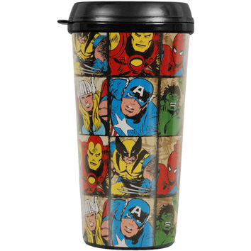 Marvel Comics - Travel Mug