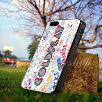 Coldplay Collage - for iPhone 4/4s, iPhone 5/5S/5C, Samsung S3 i9300, Samsung S4 i9500 Hard Case *GARDENCASESHOP*