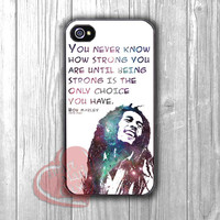 bob marley quote nebula-N4 for iPhone 4/4S/5/5S/5C/6/ 6+,samsung S3/S4/S5,samsung note 3/4
