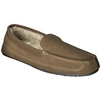 Men's Carlo Moccasin Slipper - Tan