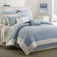 Harbor House Crystal Beach Bedding By Harbor House Bedding, Comforters, Comforter Sets, Duvets, Bedspreads, Quilts, Sheets, Pillows: The Home Decorating Company