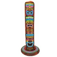Inflatable Jumbo Tiki Pole