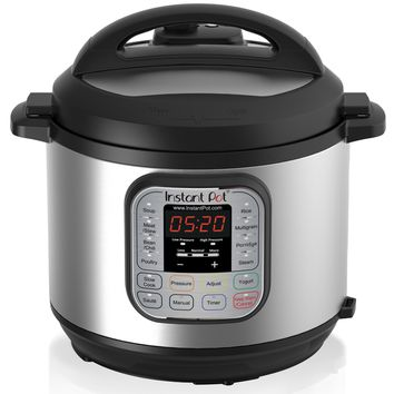 7-in-1 Programmable Pressure Cooker,Slow Cooker,Rice Cooker,Saute,Steamer