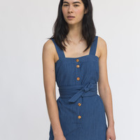 HELIO jumpsuit (light denim)