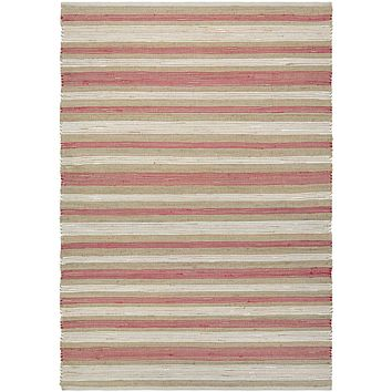 Couristan Natures Elements Awning Stripes Area Rug