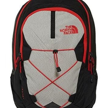 The North Face Jester Backpack TNF Black/Fiery Red Size One Size