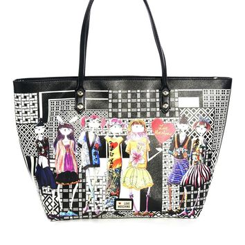 Love Moschino Charming Girls Shopper Bag