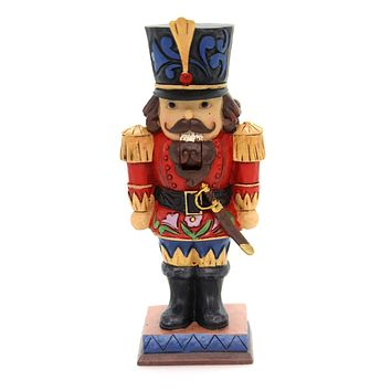 Jim Shore MARCH OF THE NUTCRACKER Polyresin Pint Sized 6001494