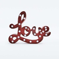 Love Lamp - Urban Outfitters