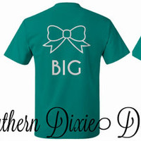 Kappa Delta Big and Little T-Shirt