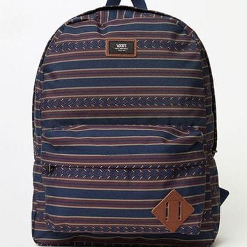 ONETOW Vans Old Skool II Tribal Striped Backpack at PacSun.com