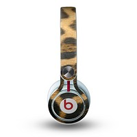 The Real Thin Vector Leopard Print Skin for the Beats by Dre Mixr Headphones