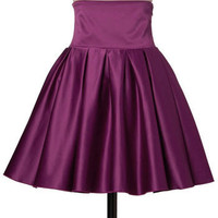 Belle of the Ball Skirt in Dazzle | Mod Retro Vintage Skirts | ModCloth.com