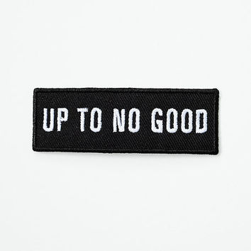 Up To No Good Marauders Fan Patch