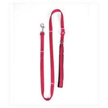 Adjustable Reflective Lead — Red