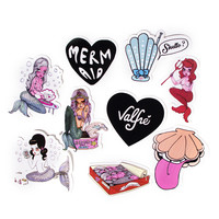 Mermaid Sticker Packet