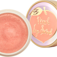 Exfoliating Peach Sugar Lip Scrub – Too Faced
