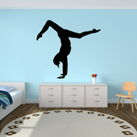 Yoga Meditation Wall Decal Sticker 3