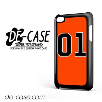 Retro Dukes Of Hazzard General Lee DEAL-9226 Apple Phonecase Cover For Ipod Touch 4