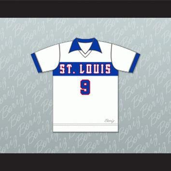 St Louis Stars Football Soccer Shirt Jersey Any Player or Number New