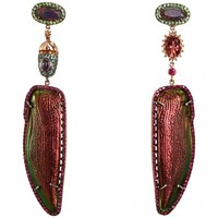 Daniela Villegas - Multicolor Enigmatica Earrings | Just One Eye