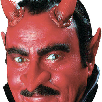 costume accessory: woochie devil horns | large