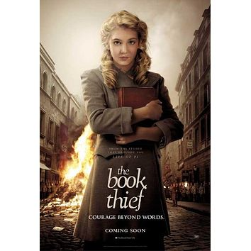 The Book Thief (UK) 11x17 Movie Poster (2013)