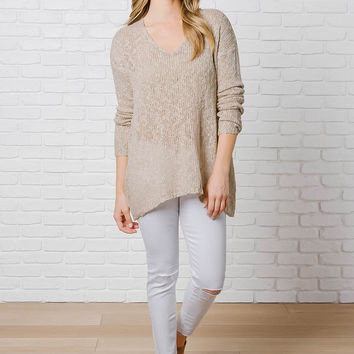 Makena Knit Top