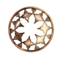 Chrome and Copper Collection : Illuma-Lid® Jar Candle Topper : Yankee Candle