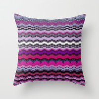 Tempo - Summerset Throw Pillow by Lisa Argyropoulos