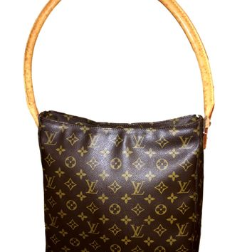 Louis Vuitton Monogram Looping PM Tote.  Darling!