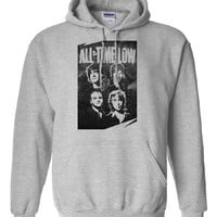 All Time Low band poster Hoodie Hooded Sweatshirt