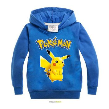 HOT SALE NEW pokemon 2018 Long Sleeve Giraffe I'm Happy Kids Boys T-shirt Top Long Sleeve Clothing casual baby clothing