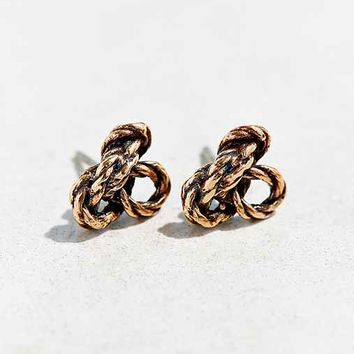 Climber Knot Earring