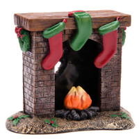 Top Fin® PetHoliday™ Fireplace Ornament - Decorations - Fish - PetSmart