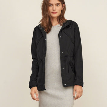 The A&F Active Anorak