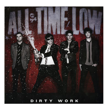 All Time Low - Dirty Work Vinyl LP