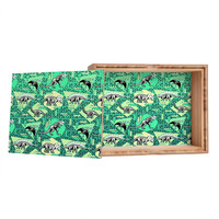 Chobopop Nineties Dinosaur Skeleton Pattern Storage Box