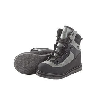 Wading Boot Sweetwater Felt Sole, Size 7, Gray and Black