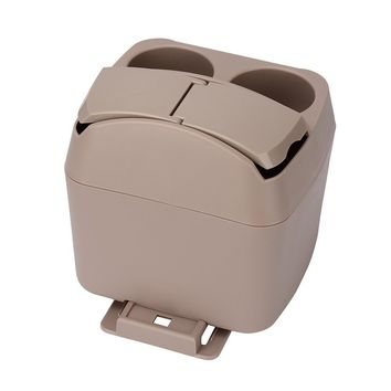Trash Garbage Can Portable Vehicle Rubbish Bin Organizer