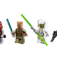 LEGO.com Star Wars Products - The Old Republic - 75025 Jedi™ Defender-class Cruiser